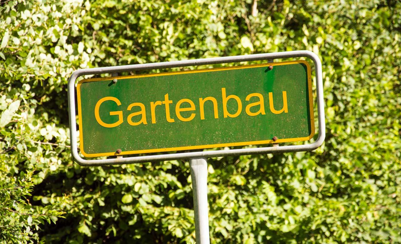 Gartenbau Lage Nordrhein-Westfalen