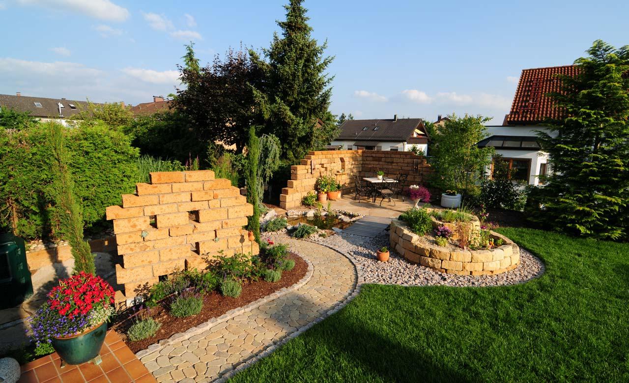 Gartengestaltung Aachen Nordrhein-Westfalen