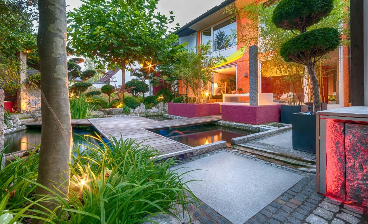 Gartengestaltung Baunatal Hessen