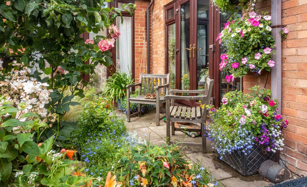 Gartengestaltung Eschborn Hessen