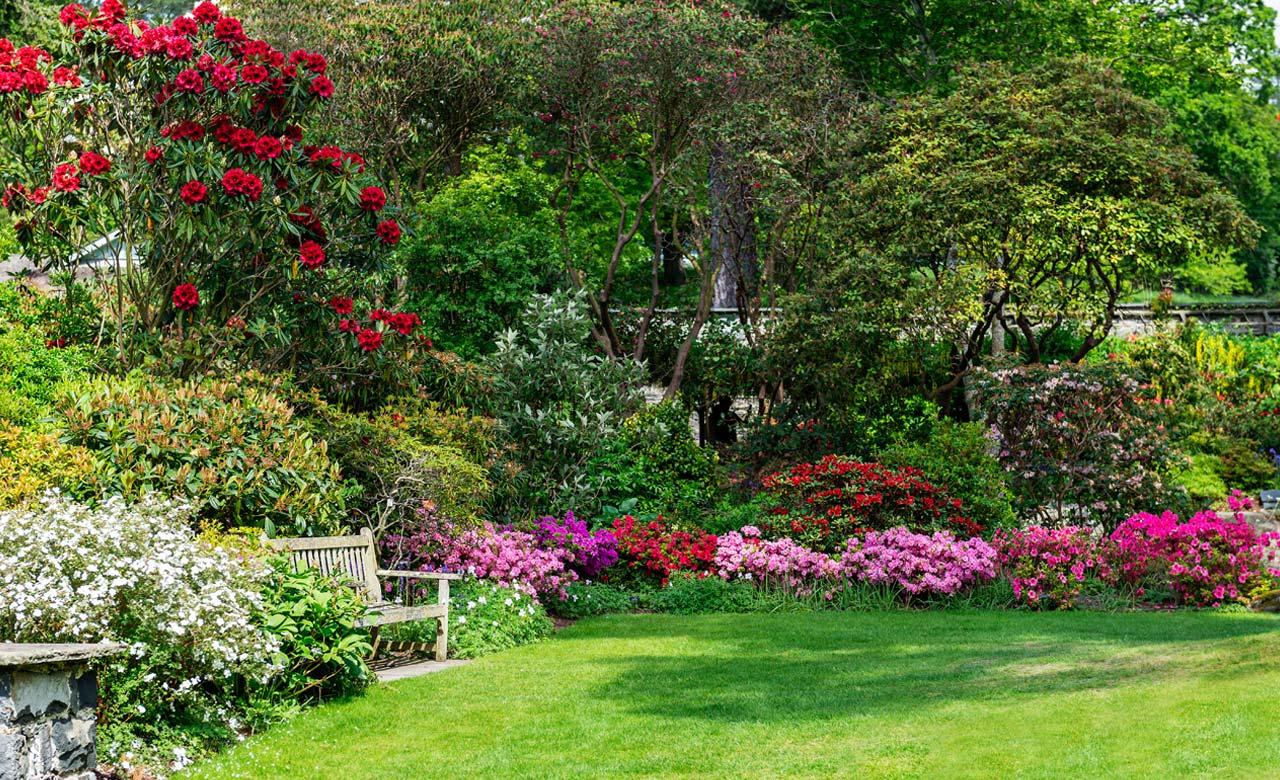 Gartengestaltung Espelkamp Nordrhein-Westfalen