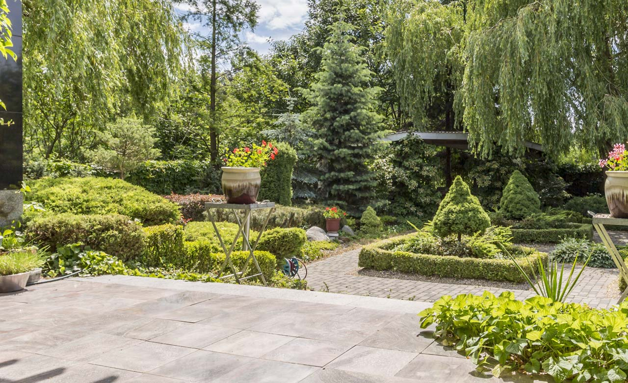 Gartengestaltung Gauting Bayern