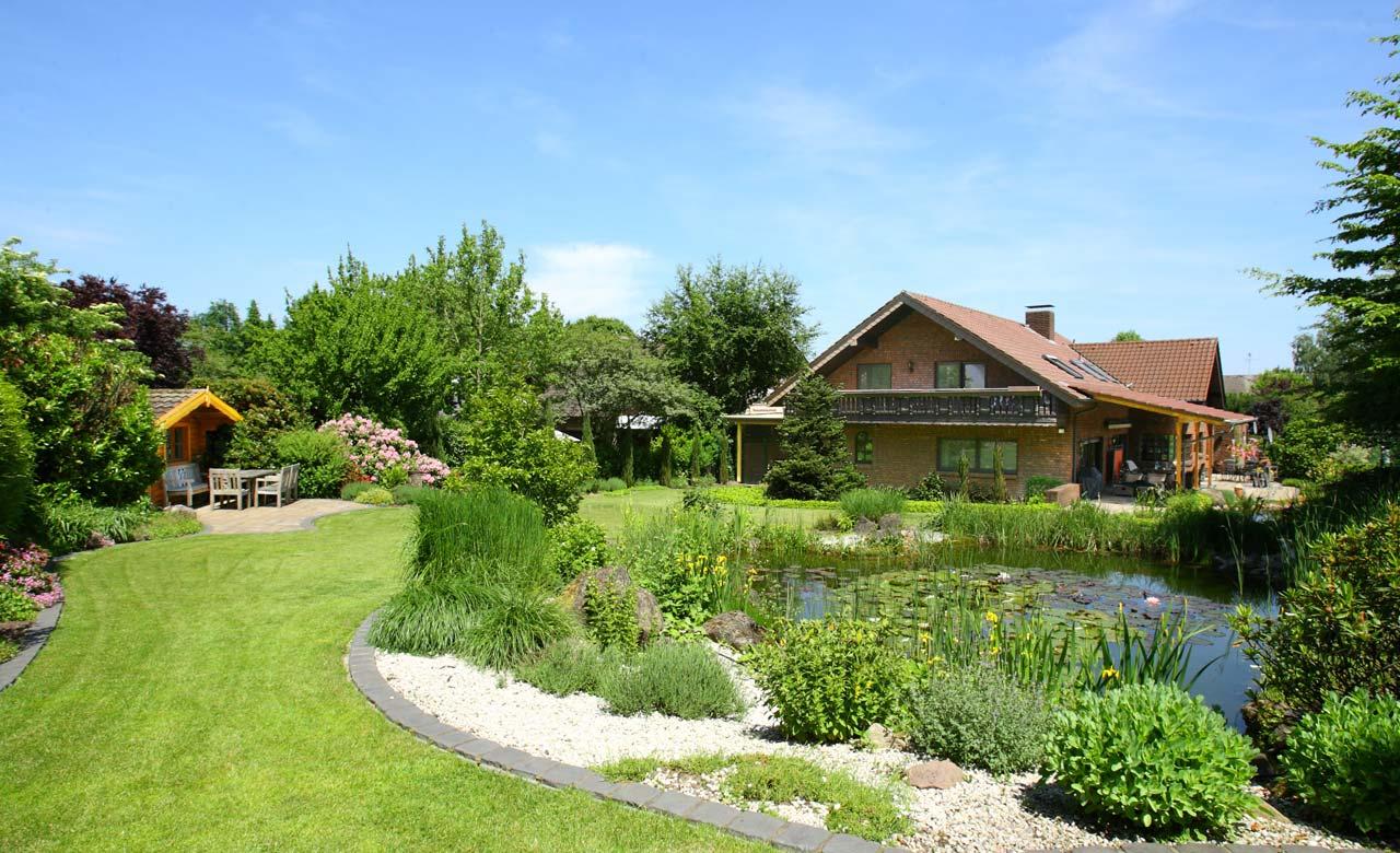 Gartengestaltung Herne Nordrhein-Westfalen