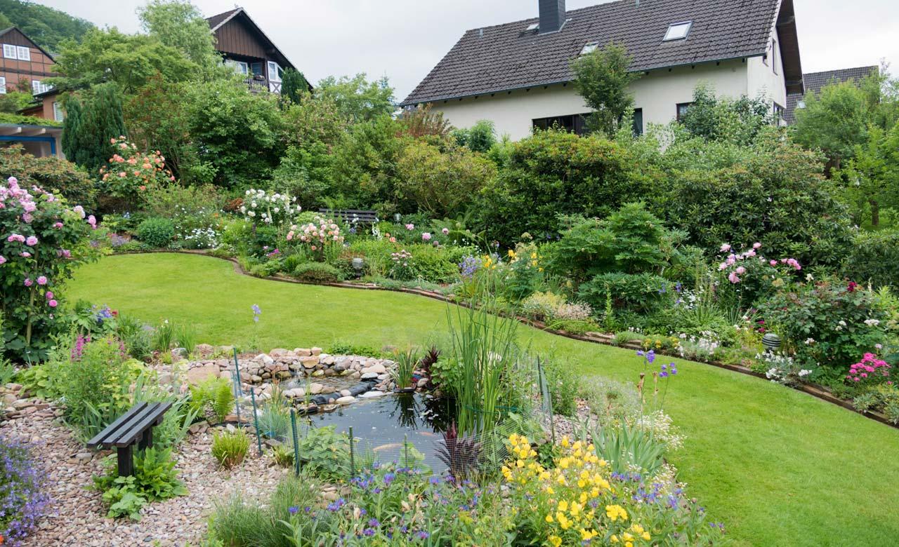 Gartengestaltung Hohen Neuendorf Brandenburg