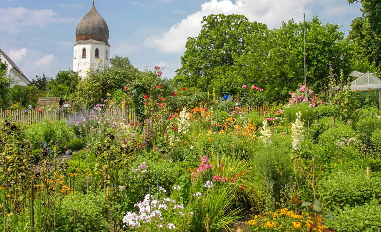 Gartengestaltung Ingolstadt Bayern