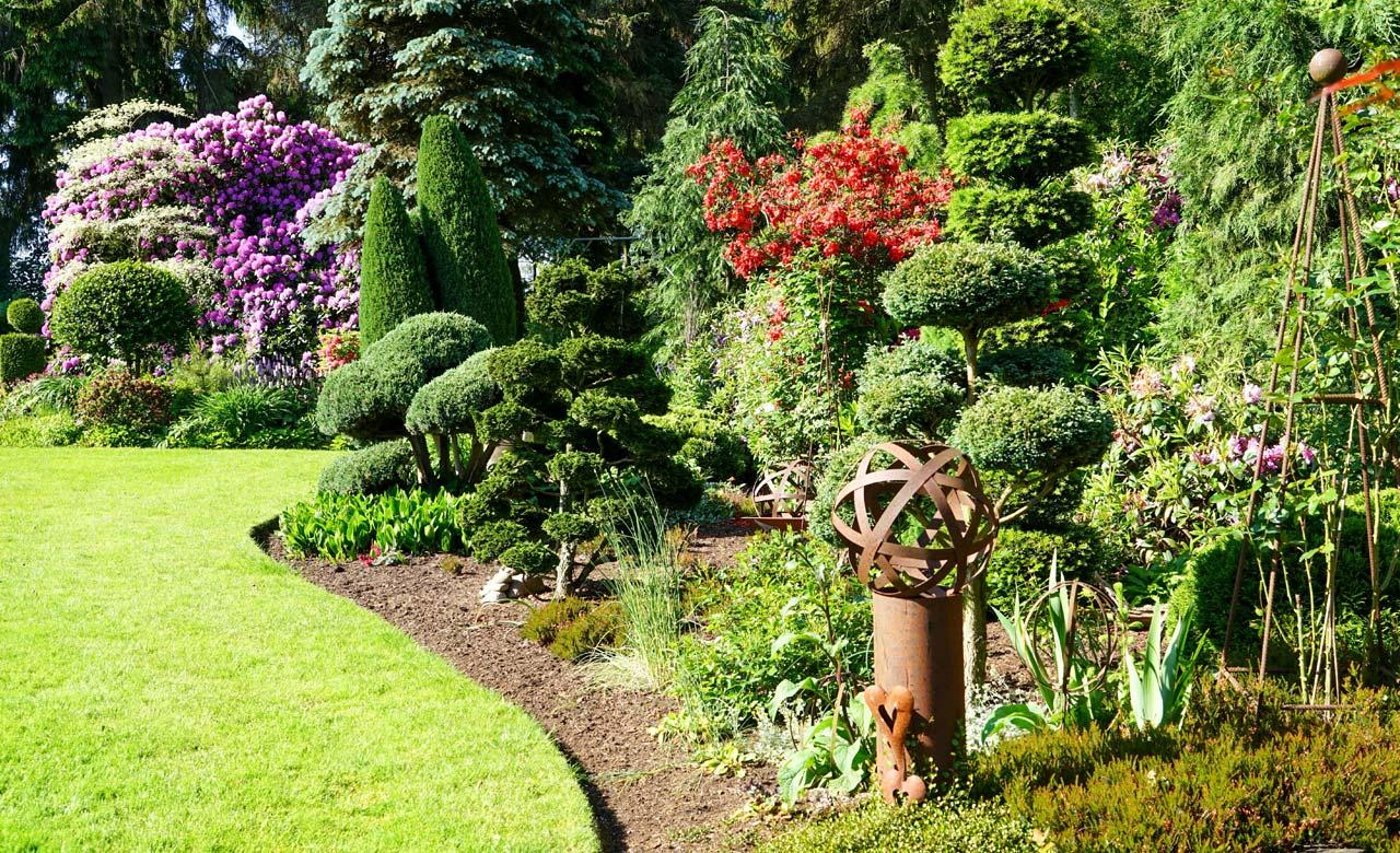 Gartengestaltung Krefeld Nordrhein-Westfalen