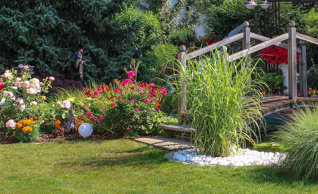 Gartengestaltung Saarbrücken Saarland