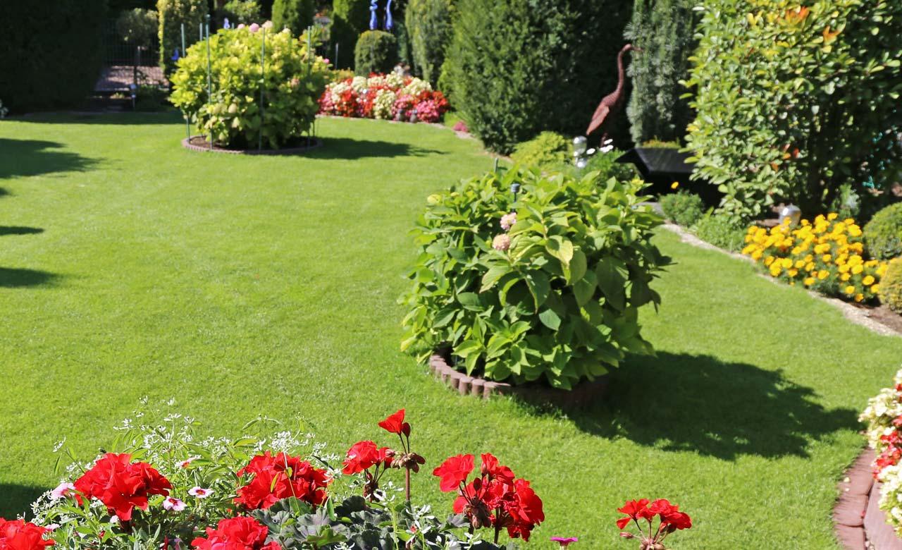 Gartengestaltung Wolfsburg Thüringen