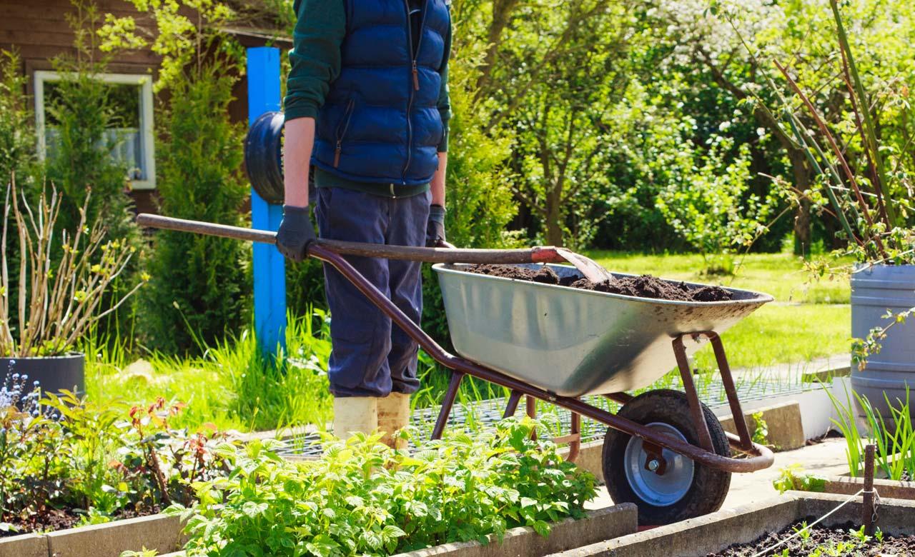 Gartenpflege Aichach Bayern