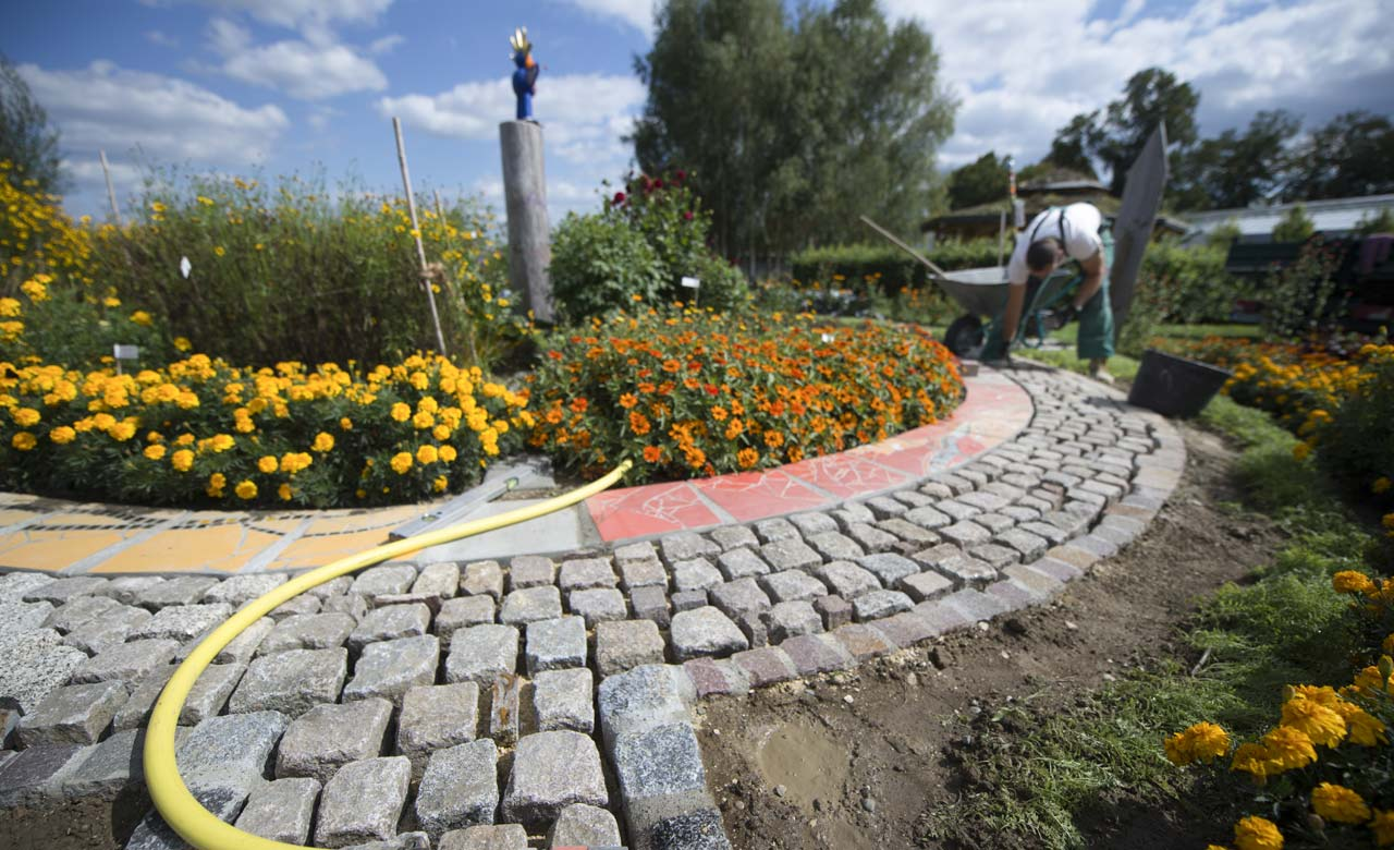 Gartenpflege Halle (Nordrhein-Westfalen)
