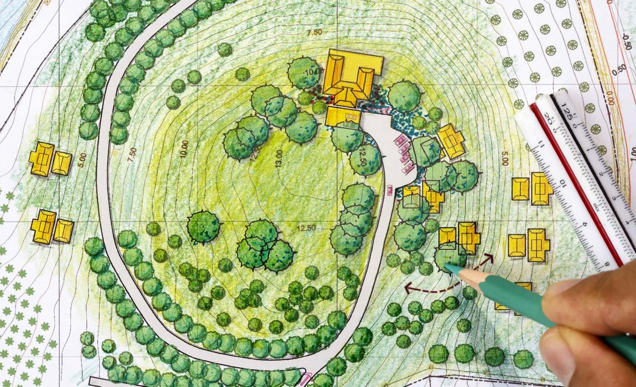 Gartenplanung Dreieich Hessen
