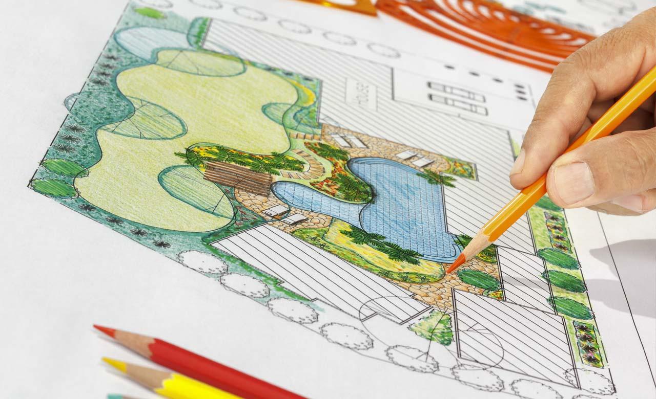 Gartenplanung Eschborn Hessen