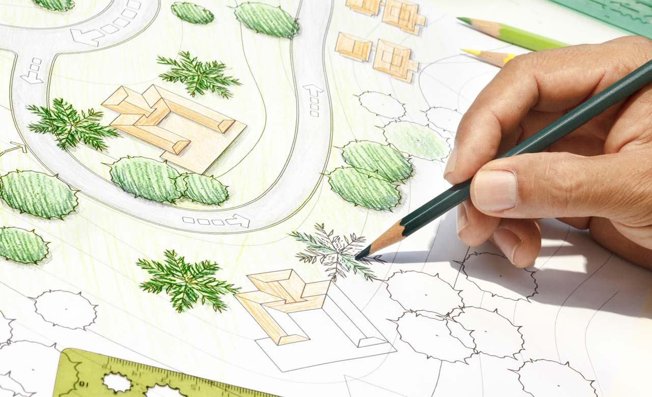 Gartenplanung Gauting Bayern