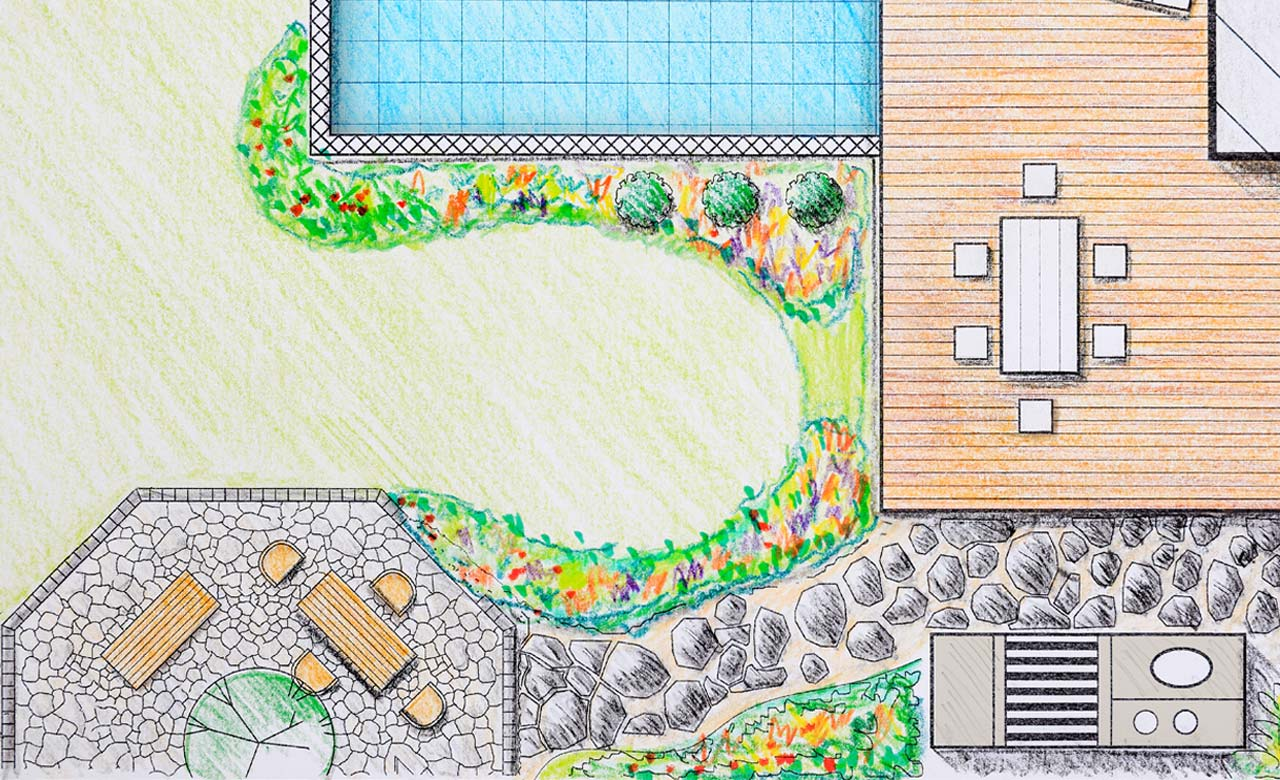 Gartenplanung Gelsenkirchen Nordrhein-Westfalen