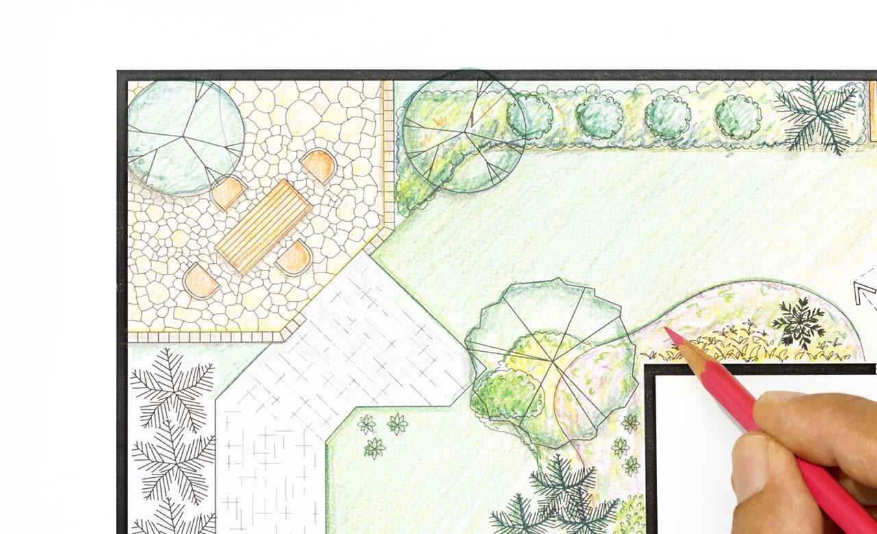 Gartenplanung Geretsried Bayern