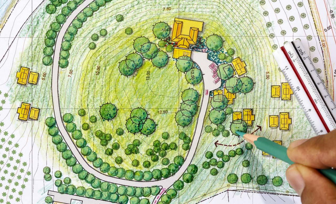 Gartenplanung Husum Schleswig-Holstein