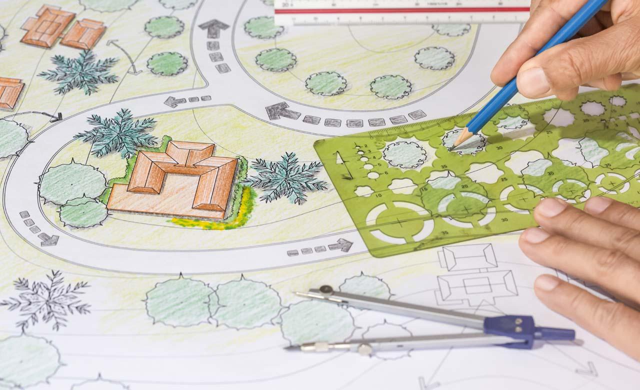 Gartenplanung Lage Nordrhein-Westfalen