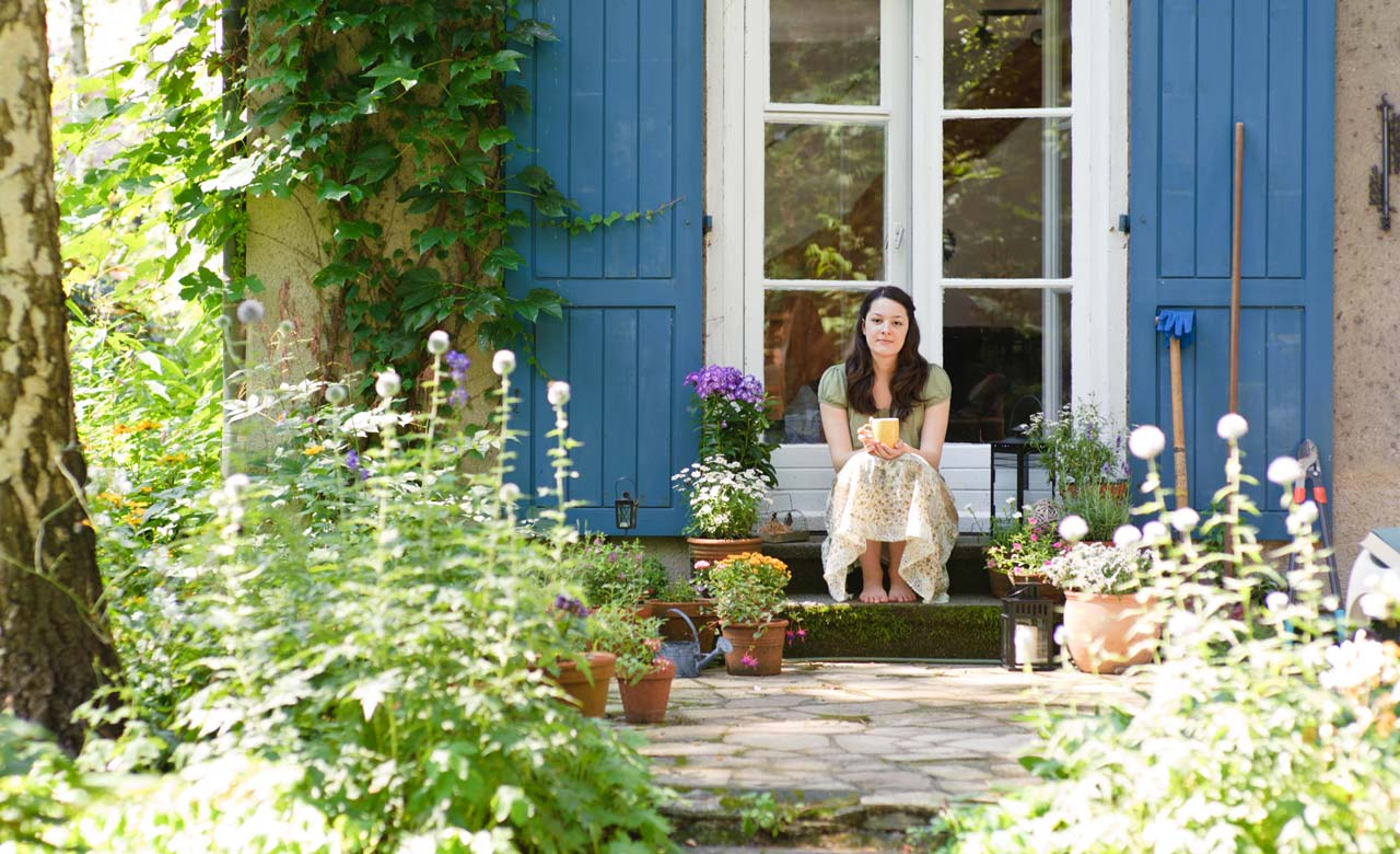 Garten Lohne Niedersachsen