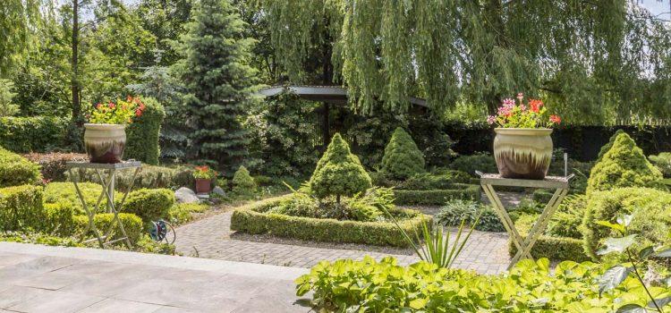 Gartengestaltung Bad Oeynhausen Nordrhein-Westfalen