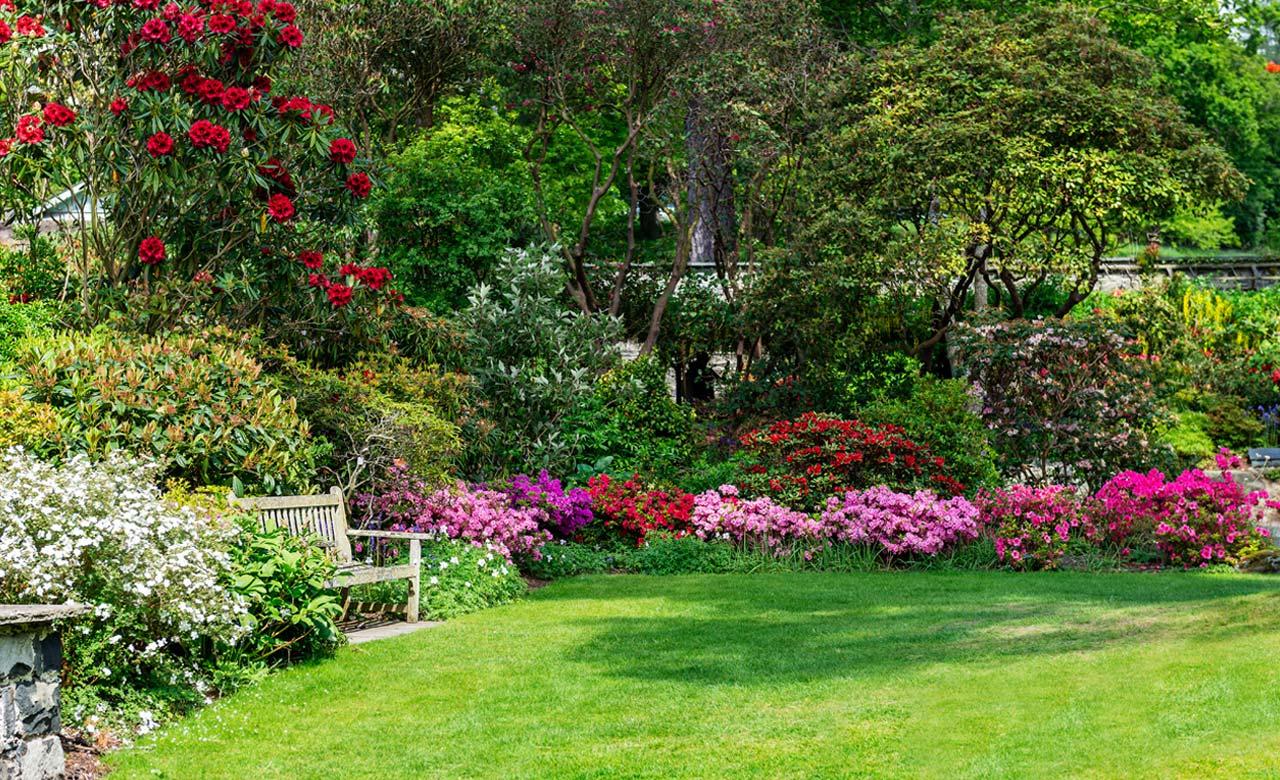 Gartengestaltung Brilon Nordrhein-Westfalen