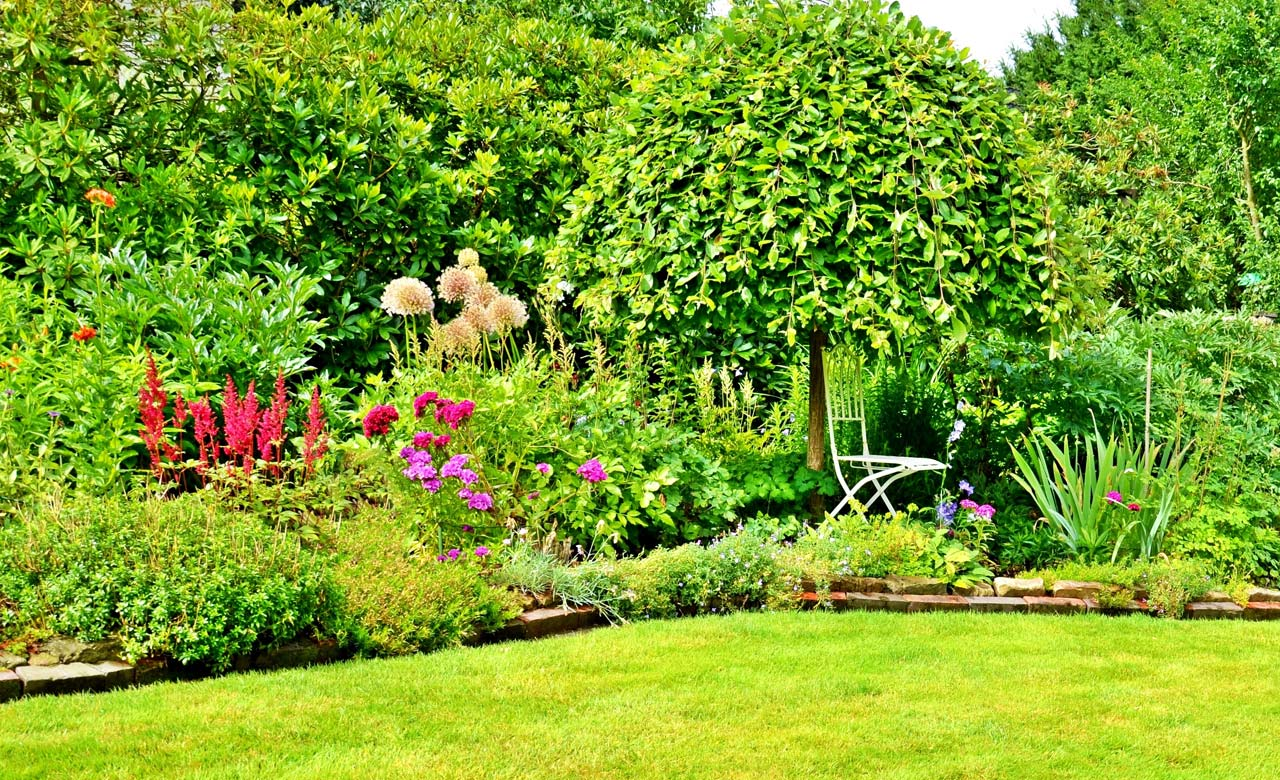 Gartengestaltung Butzbach Hessen