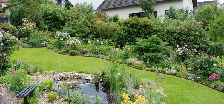 Gartengestaltung Freiberg Sachsen