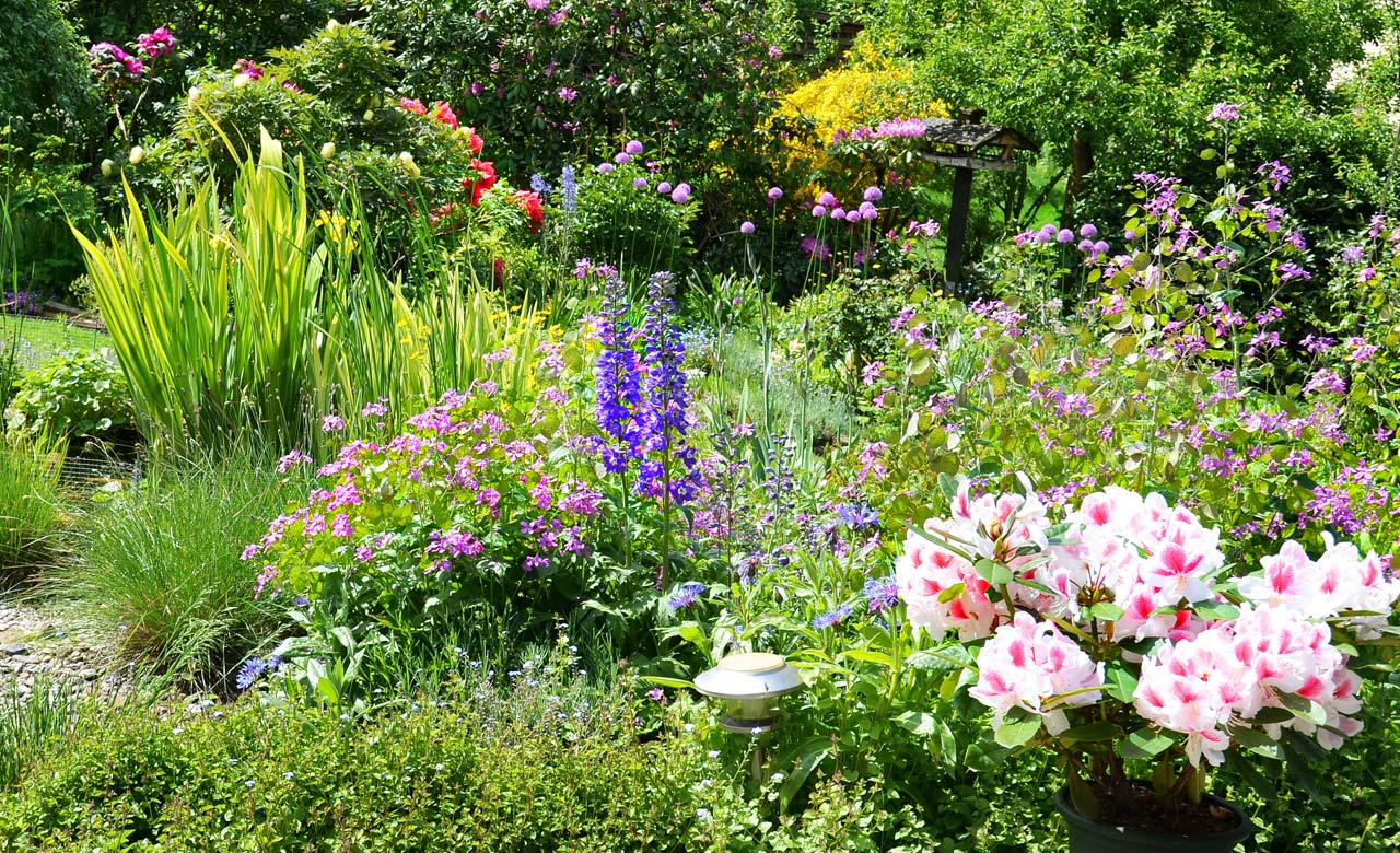 Gartengestaltung Lindlar Nordrhein-Westfalen