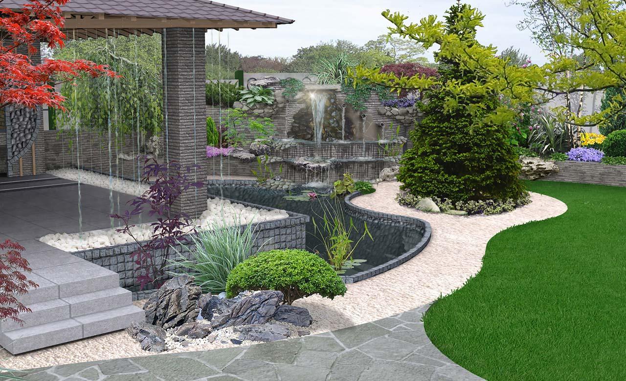 Gartengestaltung Porta Westfalica Nordrhein-Westfalen