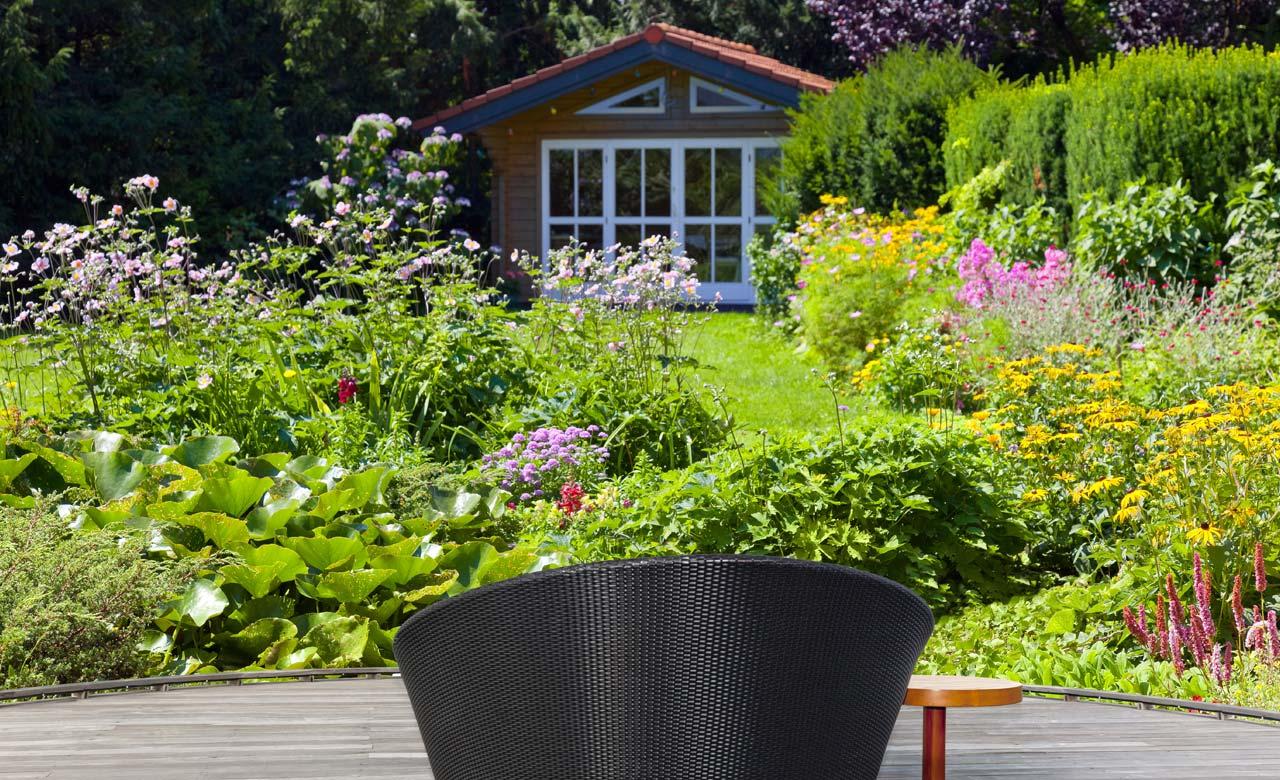 Gartengestaltung Rheinstetten Baden-Württemberg