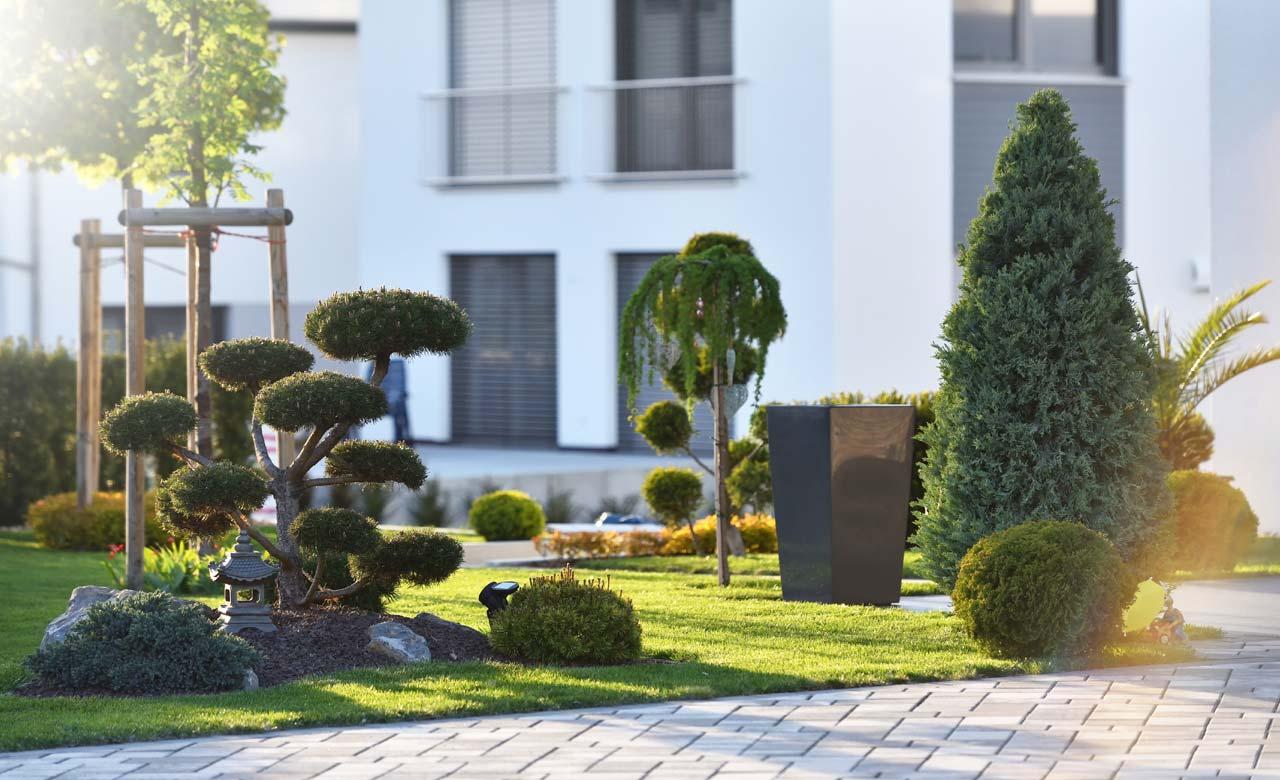 Gartengestaltung Uelzen Niedersachsen