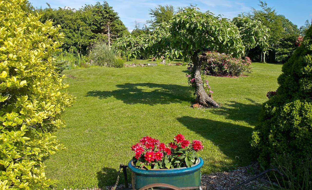 Gartengestaltung Weilheim in Oberbayern Bayern