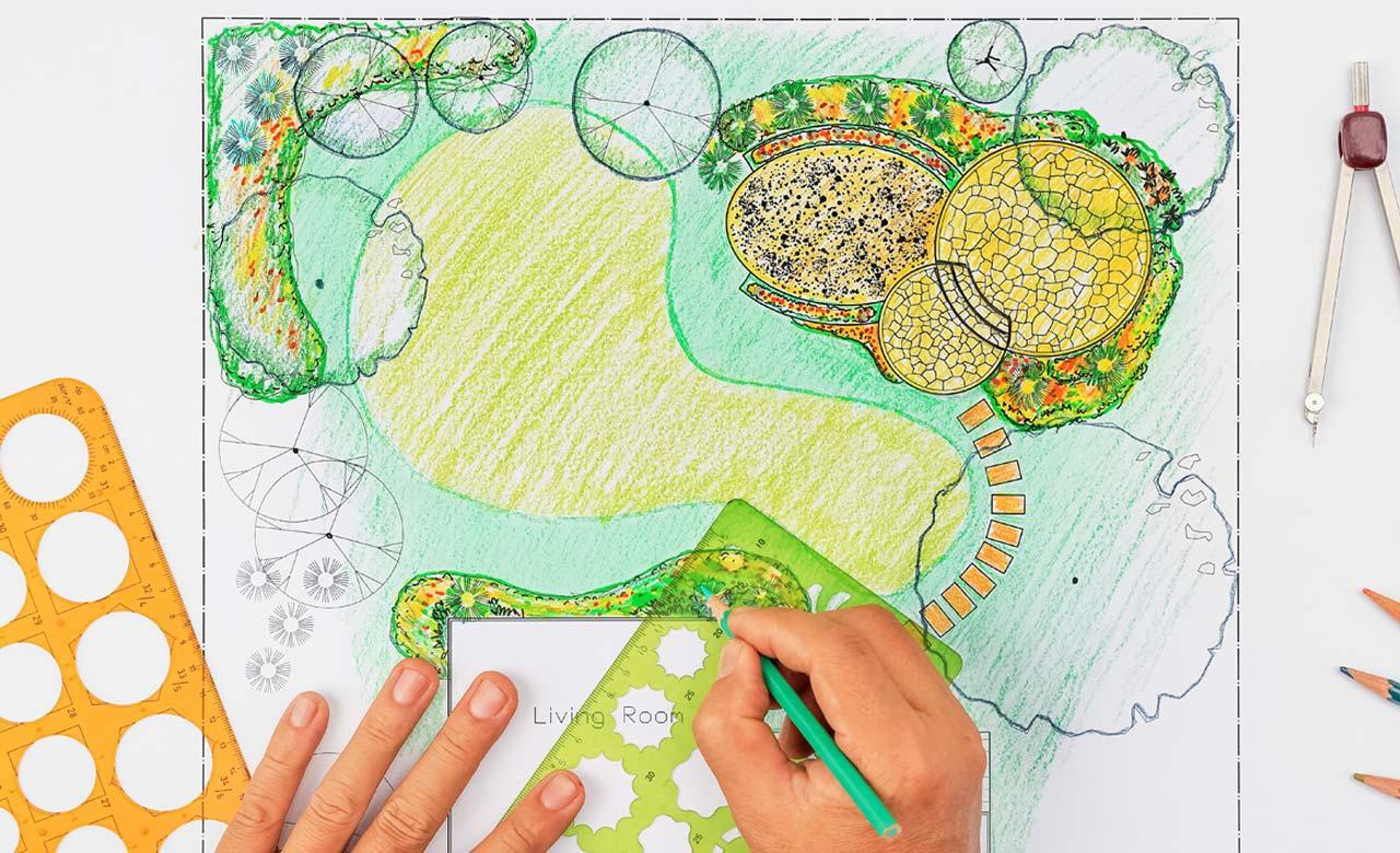 Gartenplanung Brühl Nordrhein-Westfalen