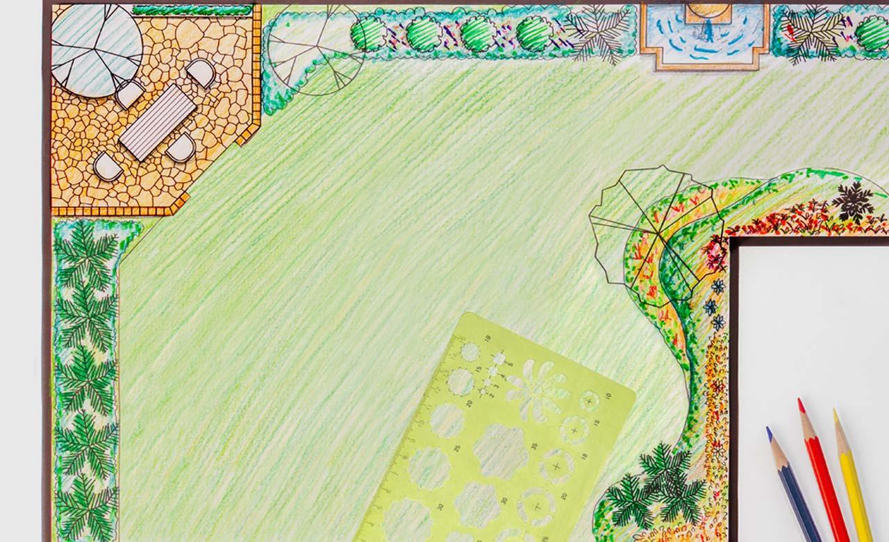 Gartenplanung Einbeck Niedersachsen