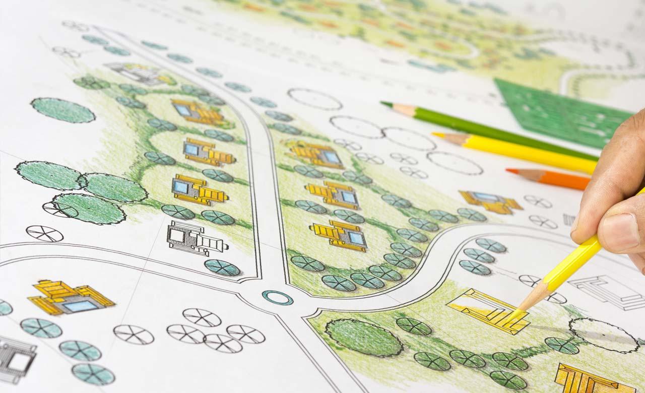 Gartenplanung Minden Nordrhein-Westfalen