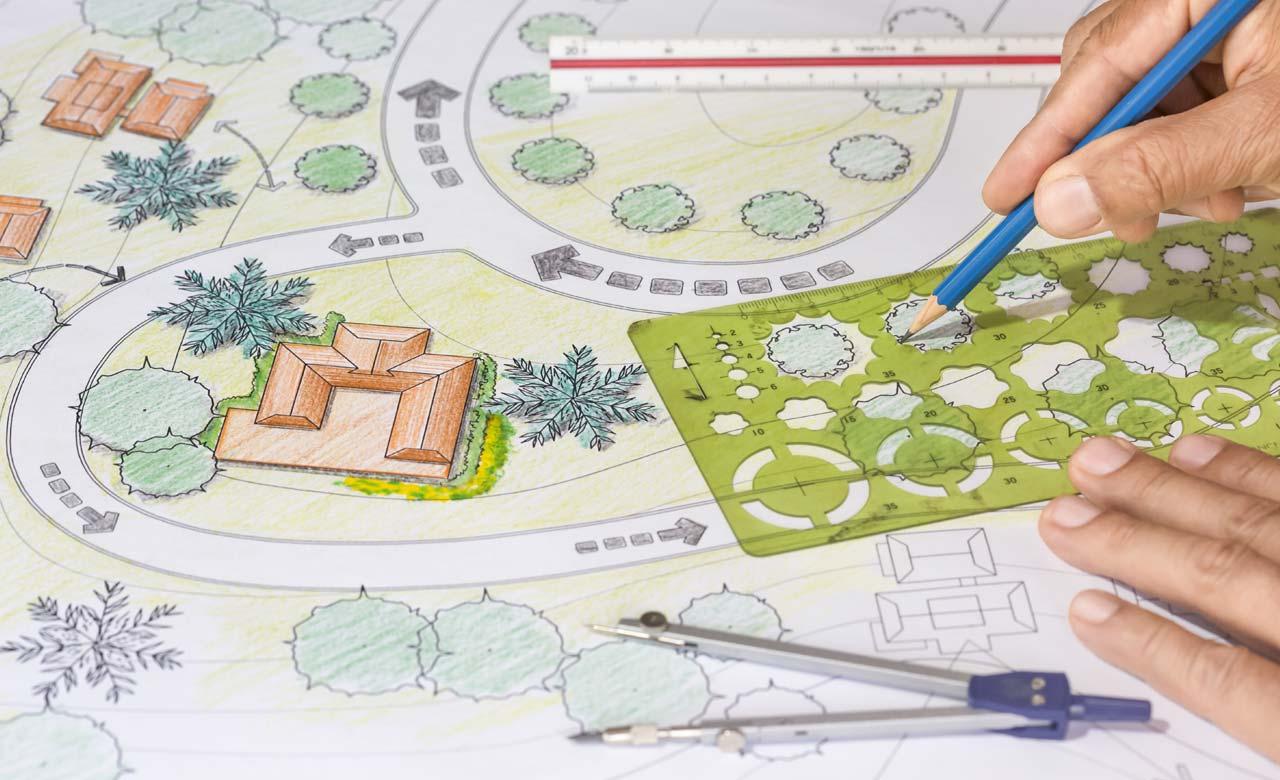 Gartenplanung Nordhorn Niedersachsen