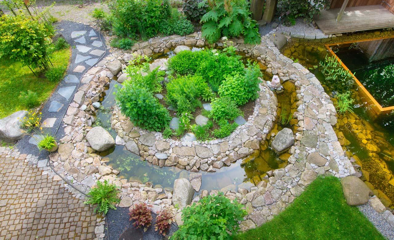 Gartenplanung Wangen im Allgäu Baden-Württemberg