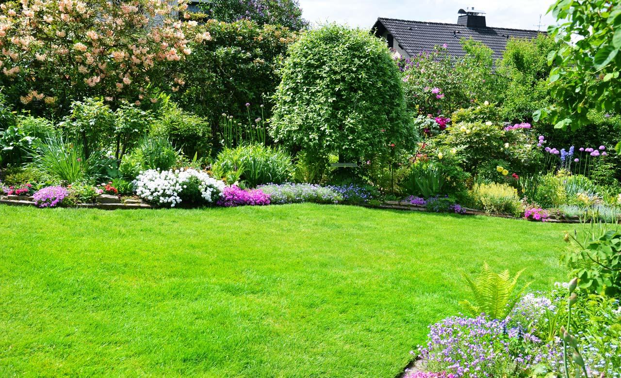 Gartengestaltung Baesweiler Nordrhein-Westfalen