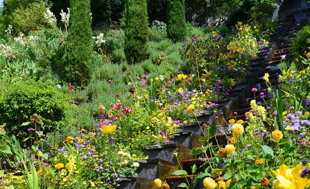 Gartengestaltung Rüsselsheim am Main Hessen