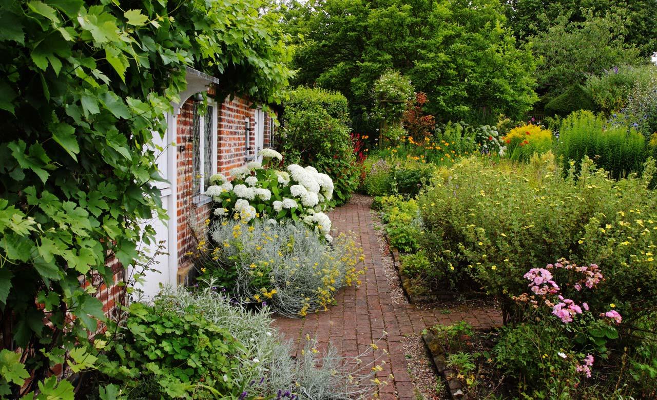 Gartengestaltung Seligenstadt Hessen