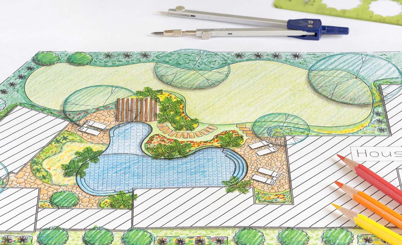 Gartenplanung Gersthofen Bayern