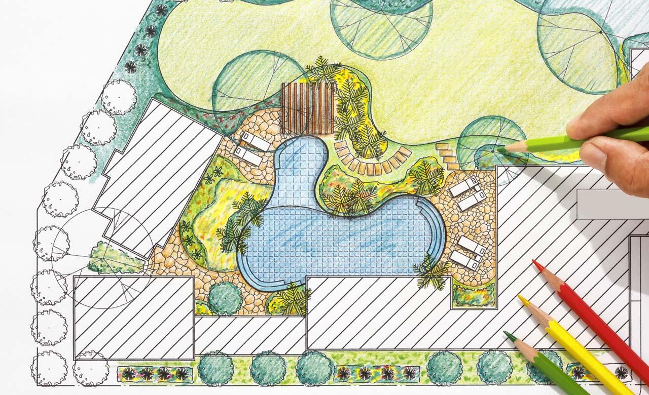 Gartenplanung Geseke Nordrhein-Westfalen