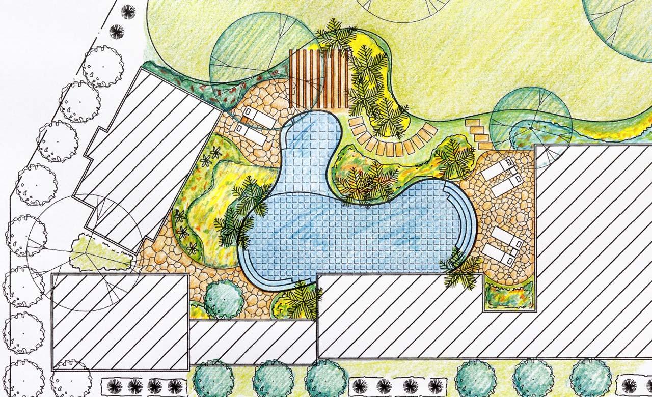 Gartenplanung Greven Nordrhein-Westfalen