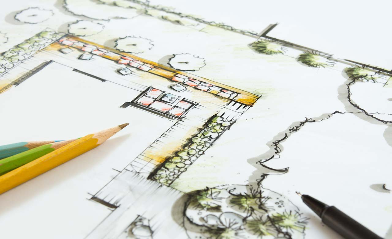 Gartenplanung Plauen Sachsen