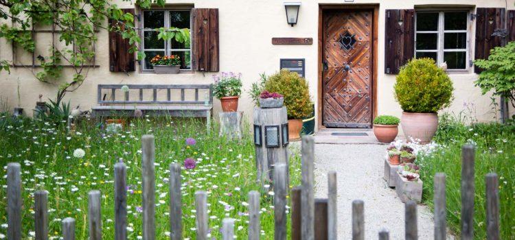 Gartengestaltung Neufahrn bei Freising Bayern