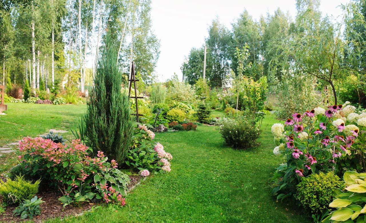 Gartengestaltung Vaterstetten Bayern