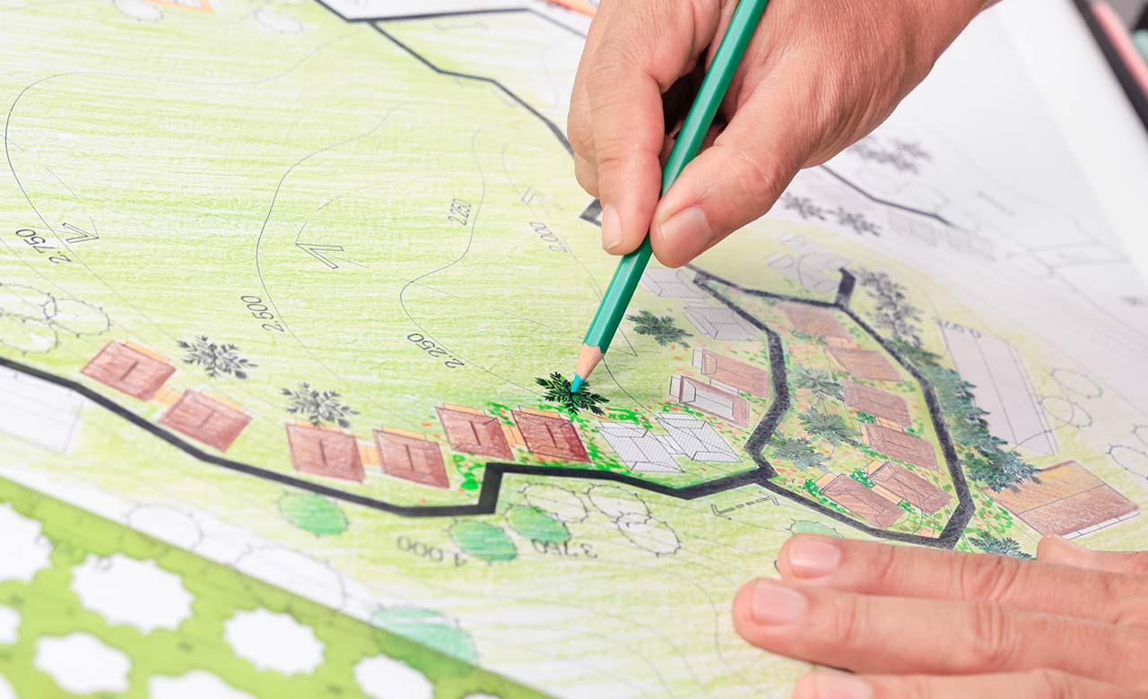Gartenplanung Metzingen Baden-Württemberg