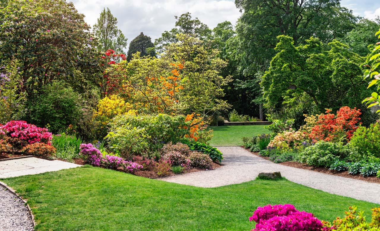 Gartenplanung Papenburg Niedersachsen