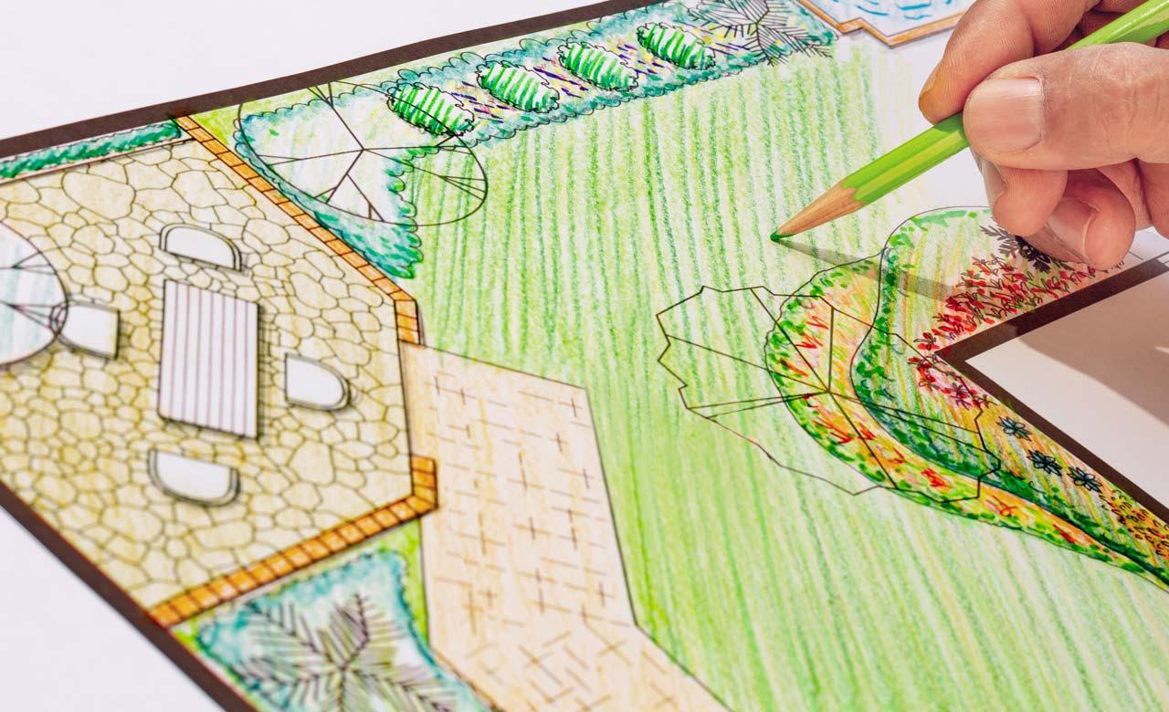 Gartenplanung Sehnde Niedersachsen