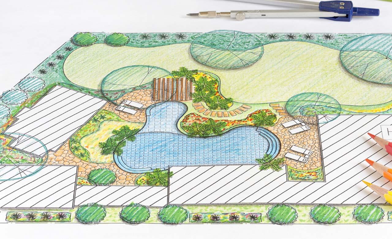 Gartenplanung Würselen Nordrhein-Westfalen