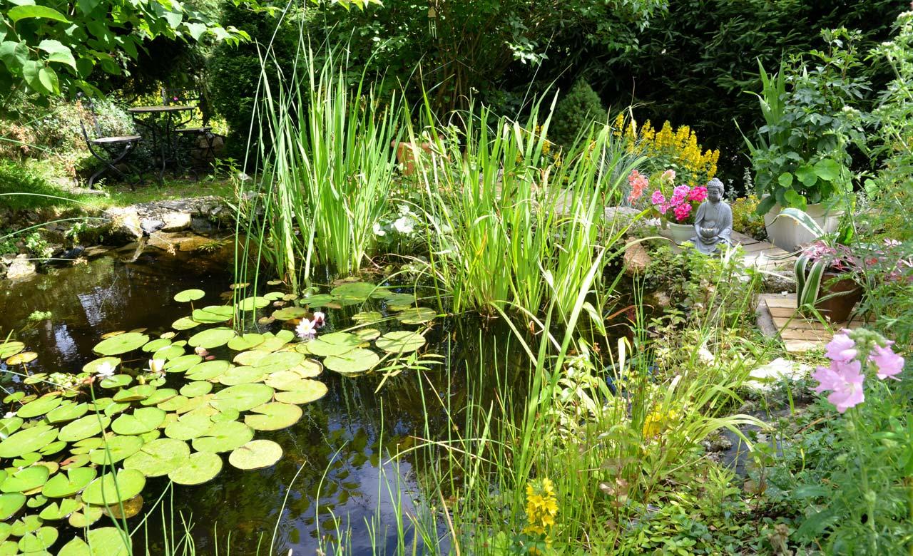 Garten Geldern Nordrhein-Westfalen